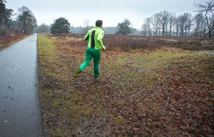 Mogen recreanten nog van de paden af in de Maashorst?