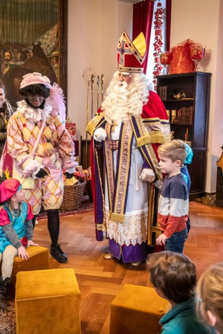 Geen intocht van Sinterklaas in Helmond, Zwarte Piet wordt Schoorsteenpiet