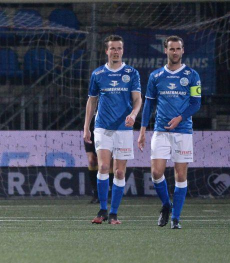 FC Den Bosch krijgt opnieuw punten in mindering