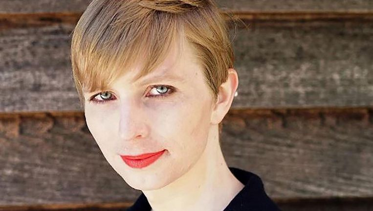 Chelsea Manning Beeld afp