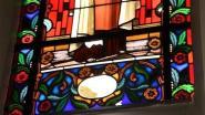 Vandalen vernielen glasramen St.Laurentiuskerk