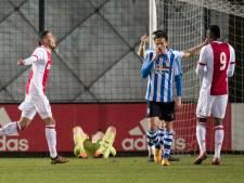 FC Eindhoven kansloos op bezoek bij versterkt Jong Ajax: 4-0