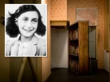 Bij de Anne Frank Stichting komen nog altijd anonieme briefjes binnen