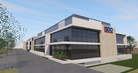 Nieuw kantoor van BDO in Melle.