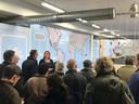 Er was grote belangstelling voor de eerste open dag van De Verspillingsfabriek