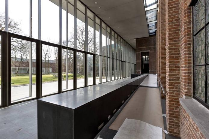 Bezoekers van het Museumkwartier kunnen een complete ronde wandelen.
