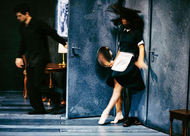 The missing door (2013) van Gabriele Carrizo voor Nederlands Dans Theater. Beeld Rahi Rezvani