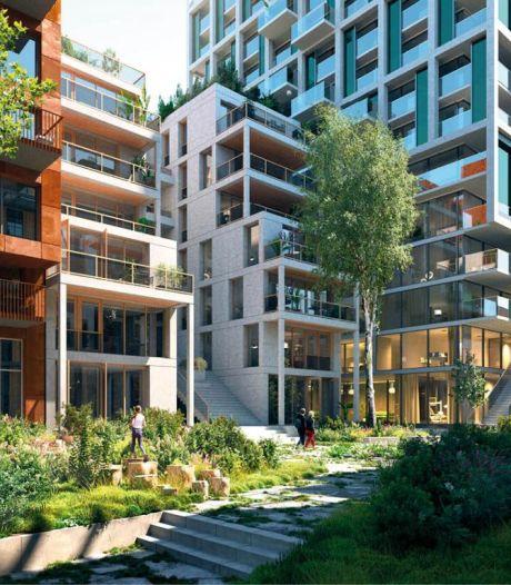 Groen licht voor hippe megawijk Rivium met 5000 woningen