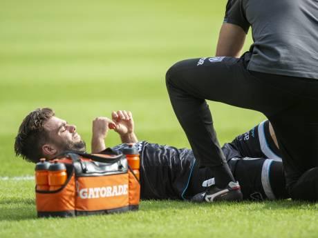 Robin Pröpper mist mogelijk rest van dit seizoen door zware blessure