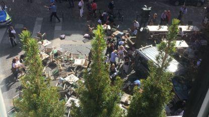 "Man die inreed op terras in Münster was ""labiele, extreemrechtse Duitser"""