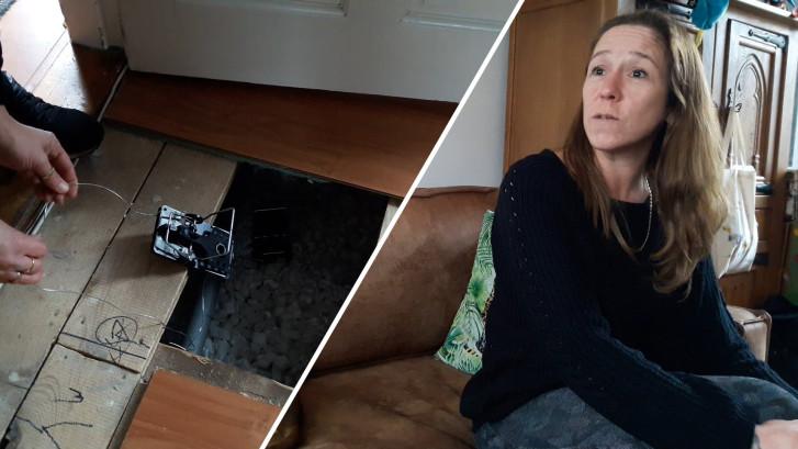 Ratten in huis: 'Ik ben bang dat ze terug komen'