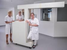 MMC Veldhoven blij met nieuwe collega: een robot