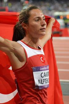 Turkse atlete Alptekin levenslang geschorst