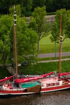 Historische klipperaak neemt Expeditie Haringvliet over: 'Tocht wordt een ware beleving'