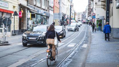 Stad wil fietsvergunningen voor Kortrijksepoortstraat