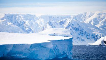 Eerste hittegolf op Antarctica