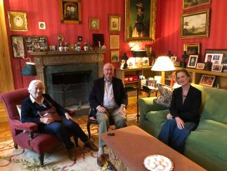 """""""Tijd voor vergeving en verzoening"""": koning Albert en koningin Paola hebben prinses Delphine op paleis ontvangen"""