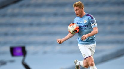 """Roberto Martínez voert campagne voor zijn spelmaker: """"Kevin De Bruyne is de Speler van het Jaar in de Premier League"""""""