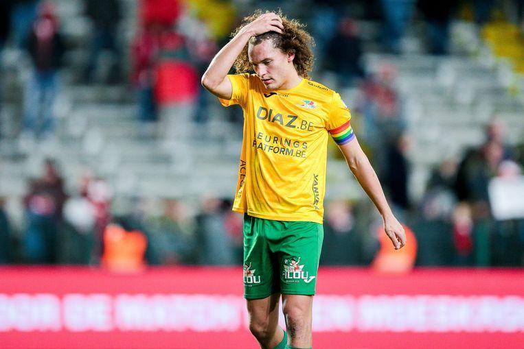 Wout Faes zal zich zijn periode bij KV Oostende ongetwijfeld anders hebben voorgesteld