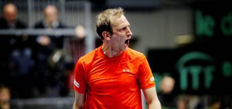 Thiemo de Bakker dé publiekstrekker op The Hague Open