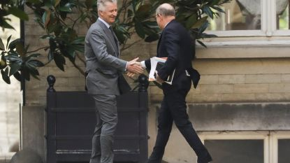 """Koning Filip verlengt opdracht Koen Geens (CD&V) met een week: """"België is een heel mooi land, maar ook een heel ingewikkeld"""""""