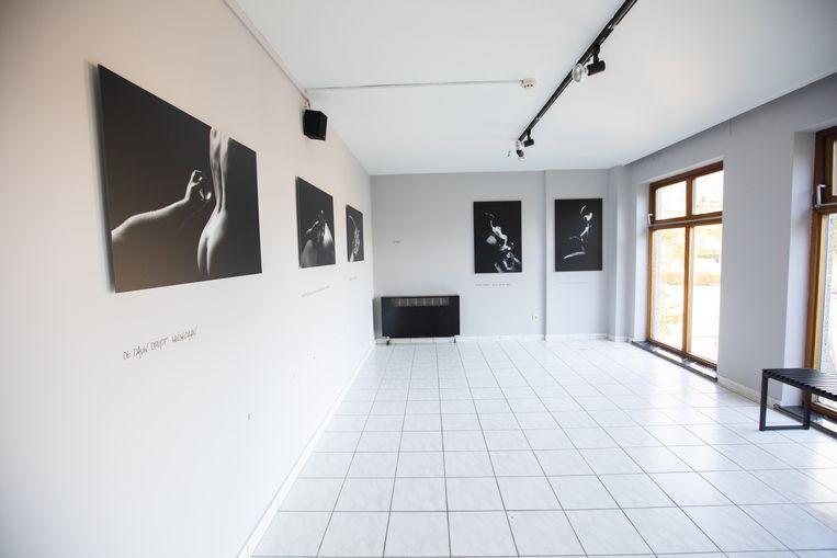 Zwart-witfoto's van Christa Claessens.