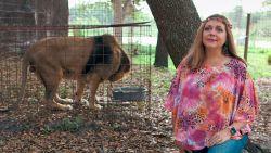 """'Tiger King'-fenomeen Carole Baskin zet de puntjes op de i: """"Don ging maandelijks naar Costa Rica voor seks"""""""