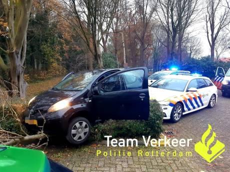 Bestuurder (16) van gestolen auto aangehouden na levensgevaarlijke achtervolging over A16