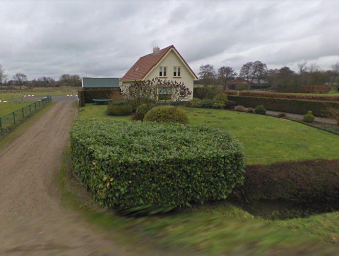 Broekweg 5a in Harskamp.