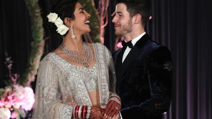 Gek of geniaal? Nick Jonas en Priyanka Chopra maakten Powerpoint om zich aan elkaar voor te stellen