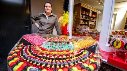 1.750 snoepjes, 7 uur werk: win deze spectaculaire WK-taart
