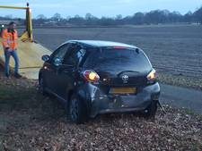 Flinke schade bij kop-staartbotsing Milsbeek