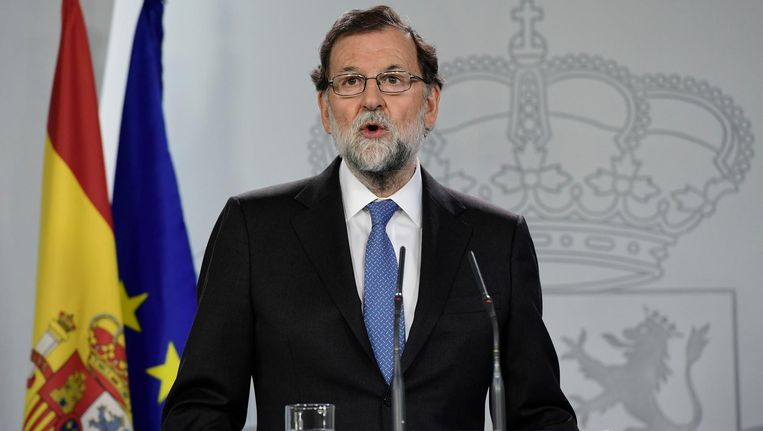 Premier Rajoy Beeld epa