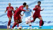 LIVE. Nieuwe masterclass De Bruyne: City op 4-0 tegen Liverpool na splijtende opening van Rode Duivel