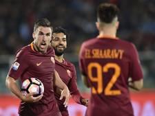 Strootman tekent tot 2022 bij AS Roma