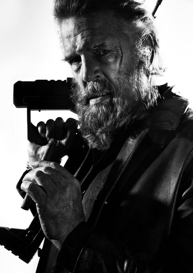 Jack Wouterse als Abraham in Salam. Beeld Marijn Halle