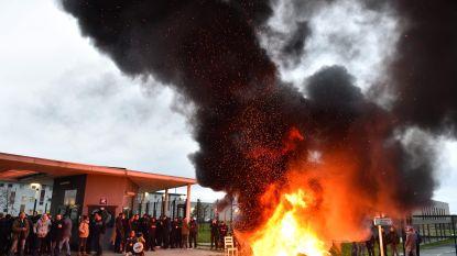 Hevig protest in Franse gevangenissen na aanval op cipiers