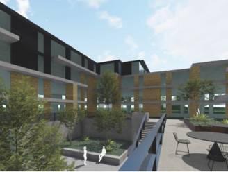 """Nieuwe zorgresidentie met 113 assistentieflats langs Ten Boomgaard: """"Met 'Engelse koer' en wellnessfaciliteiten"""""""