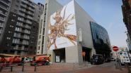 Kunstenaar Nick Ervinck maakt van casinogevel 'zijn Sixtijnse kapel'