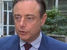 """Bart De Wever: """"Je voulais bien devenir informateur, je le veux toujours d'ailleurs"""""""