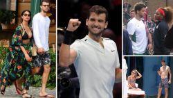 Alles wat u moet weten over Masters-winnaar Grigor Dimitrov: van 'Baby Federer' tot 'Bulgaarse Beckham'