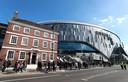 Het nieuwe stadion van Tottenham Hotspur.