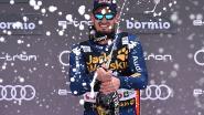 Italiaan Paris gaat recordboeken in met vierde zege in WB-afdaling Bormio