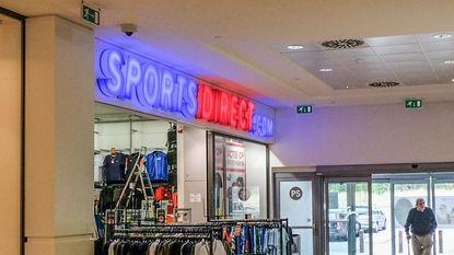 21 winkels van SportsDirect houden de deuren dicht
