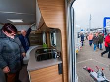 Pen wil Haaksbergse camperexpo laten uitgroeien tot vakantieboulevard