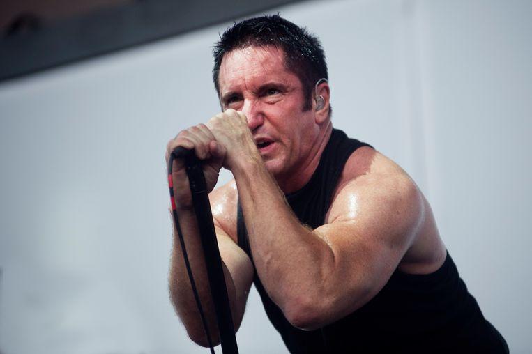 Trent Reznor van Nine Inch Nails