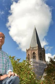 'Tepe-kerk' in Houten is weer bijna zo goed als nieuw