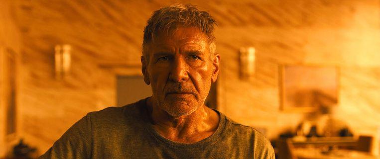 Harrison Ford. Beeld