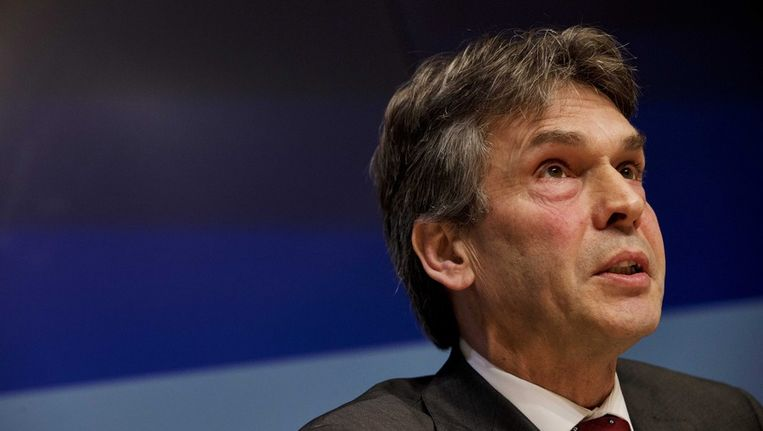 Nationaal Coördinator Terrorismebestrijding en Veiligheid Dick Schoof. Beeld epa