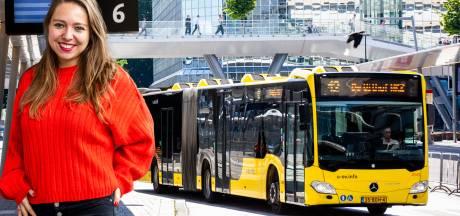 Ik dacht maar één ding toen ik hem een buschauffeur zag trappen: hij slaat geen vrouw, hij slaat geen vrouw